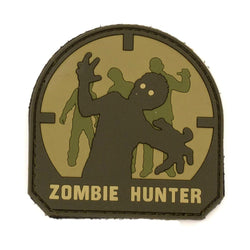 Mil-Spec Zombie Hunter PVC Patch