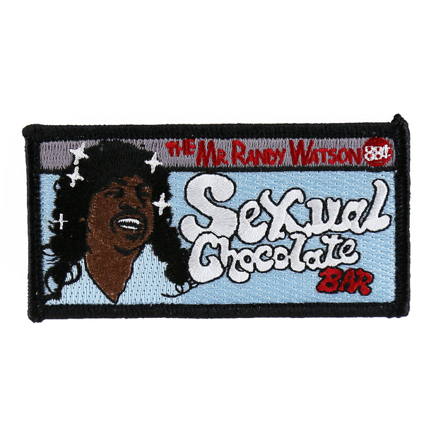 "Dump Box Coming To America ""Sexual Chocolate Bar"" Morale Patch"