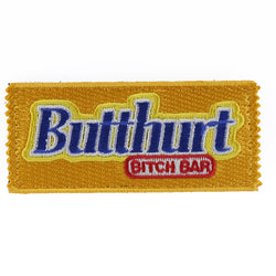 "Dump Box Candy Bar ""Butthurt Bitch Bar"" Morale Patch"