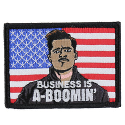 "Dump Box Inglorious Bastards ""Business Is A-Boomin"" Morale Patch"