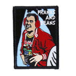 "Dump Box There's Something About Mary ""Franks And Beans"" Morale Patch"