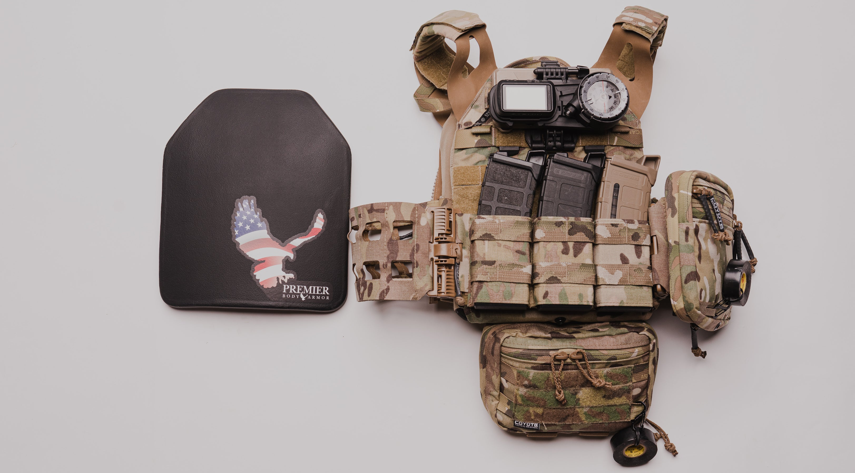 Plate Carrier and Plate