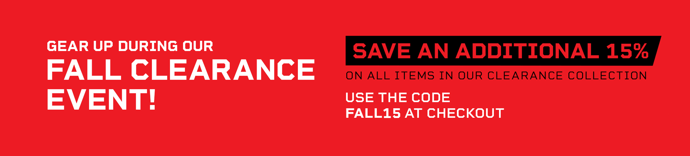 Save Big on our Fall Clearance Event on select Backpack Armor Panels, Viktos Jackets, and Vertx Jackets
