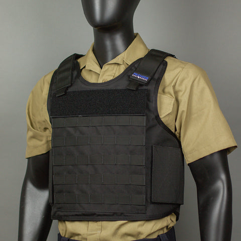 Premier Body Armor Eagle Tactical Vest with Level IIIA Soft Panels