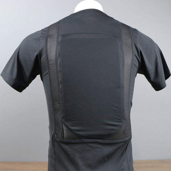 Tru-Spec Concealed Armor Shirt with Level IIIA Armor Inserts
