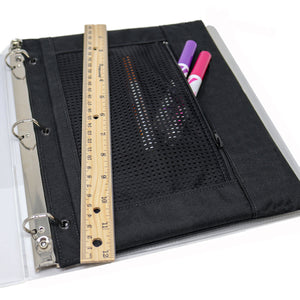 Level IIIA 3-Ring Pencil Pouch