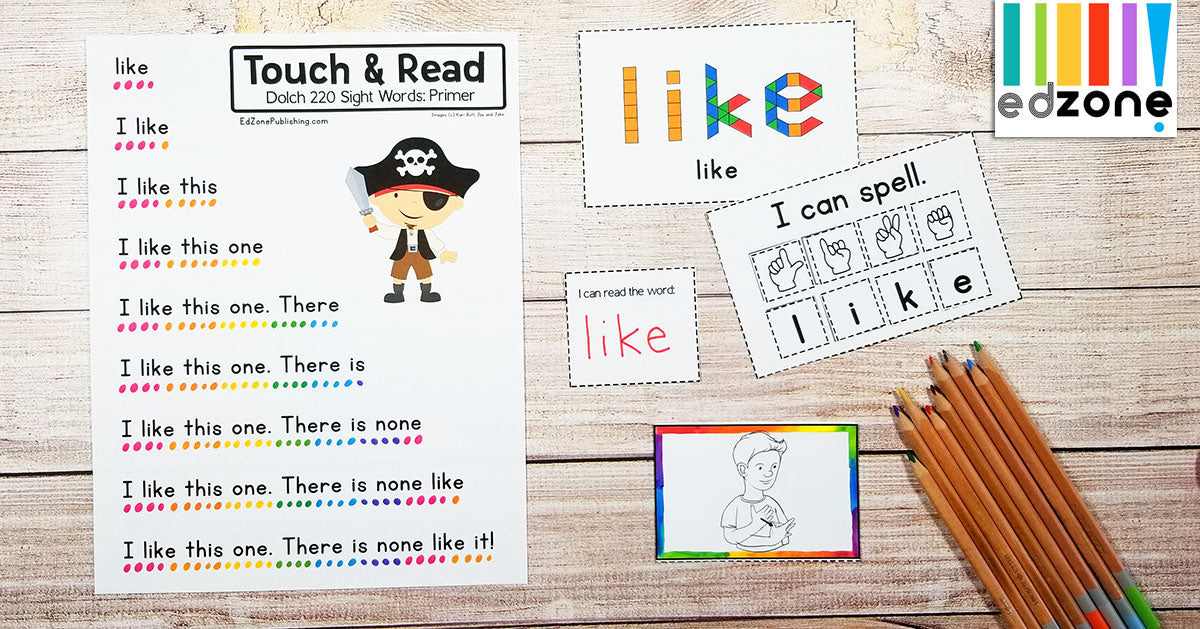 Sight Word of the Week (Kindergarten)