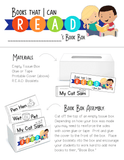 R.E.A.D. Review Pack: 28 Early Readers