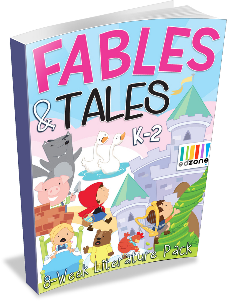 Fables & Fairy Tales: 8-Week Literacy Unit