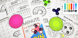 Minute Spin It Math Drills: Addition