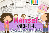 Hansel & Gretel Literacy Pack