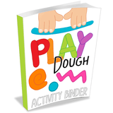 Playdough Activity Binder