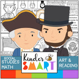 President's Day Kinder S.M.A.R.T. Pack