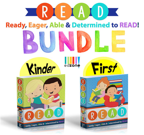 R.E.A.D. Bundle (Kindergarten & First Grade)