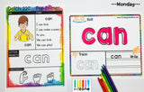 NEW!! Sight Word of the Week Program