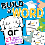 Build a Word with Vowels & Controlled R
