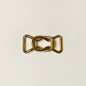Dill Gold Metal Buckle