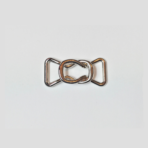 Dill Silver Metal Buckle