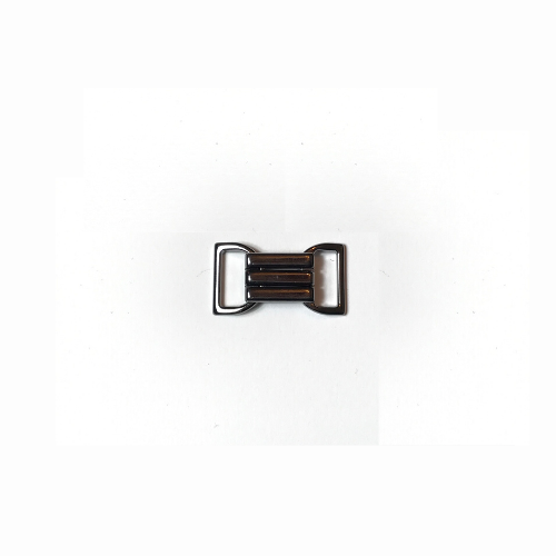 Small Gun Metal Buckle
