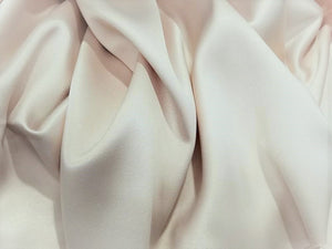 Blush Stretch Satin