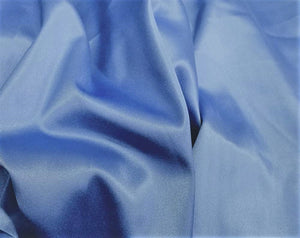 Coppen Blue Stretch Satin