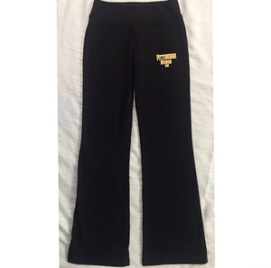 Pittsburgh Nurse Wide Leg Yoga Pants