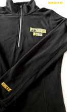 Pittsburgh Nurse Men's Microfleece 1/2 Zip Pullover
