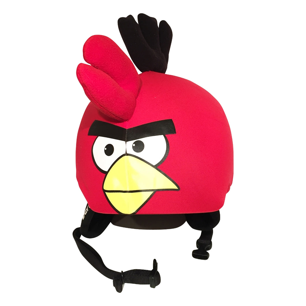 Red Angry Bird Helmet Cover