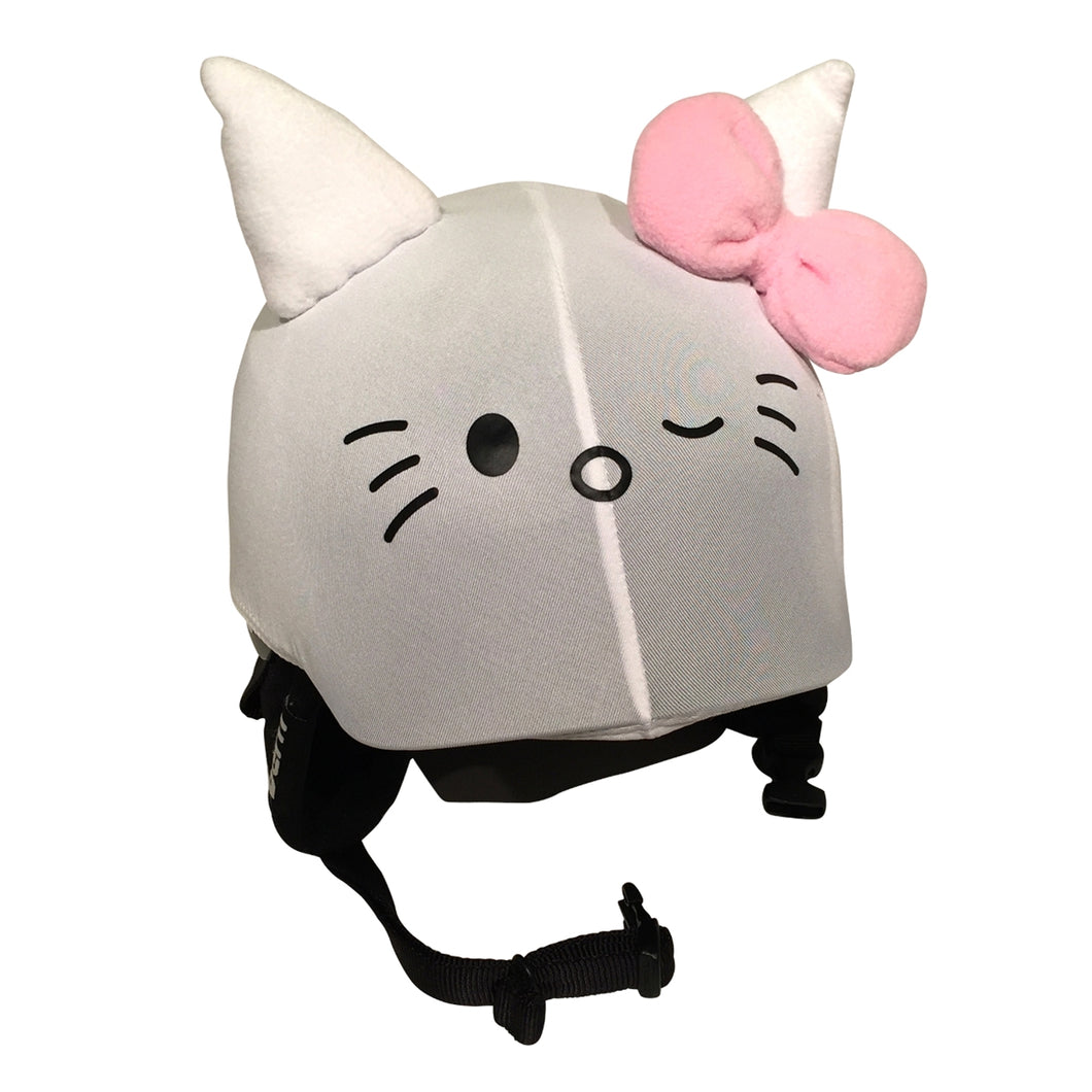 Kitty Helmet Cover