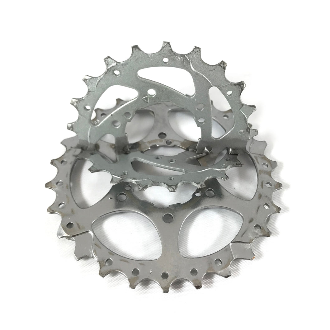 Bicycle Gears Business Card Holder