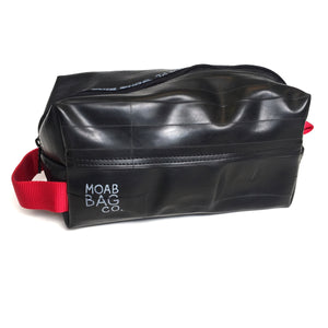 Men's Toiletry Bag - Made With Recycled Bike Tubes