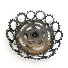 Upcycled Bicycle Gears Bowl, Small