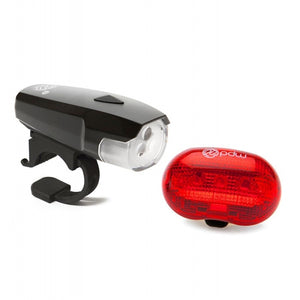 Portland Design Works Spaceship 3 / Red Planet Combo Light Set