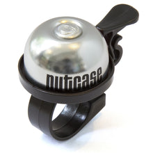 Nutcase Thumbdinger Bell - Brass, Black, or Silver!