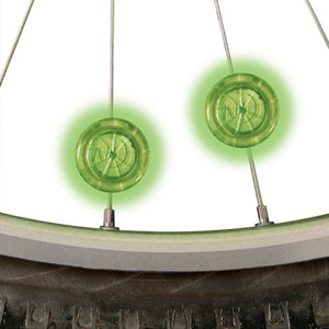 See'Em LED Mini Spoke Lights, 2 pack