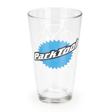 Park Tool Bike and Wrench Pint Glass