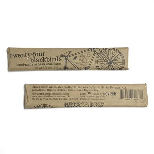 Palos Blancos Chocolate Bar, Small