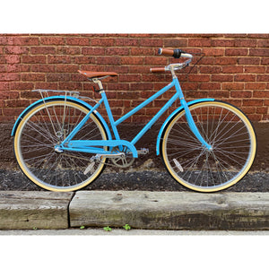State Bicycle Company The Azure 3-Speed Carolina Blue