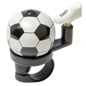 Dimension Soccer Ball with Shoe Bicycle Bell