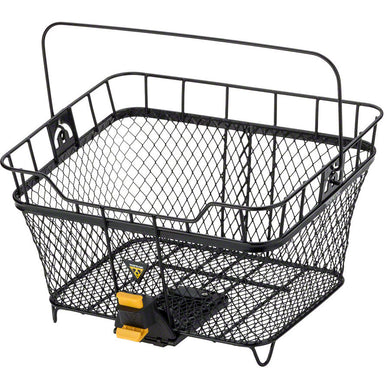 Topeak MTX Rear Basket: Black