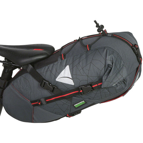 Axiom Seymour Oceanweave 13+ SeatPack Black