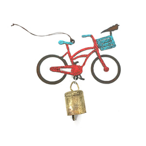 Bicycle Bell Ornament