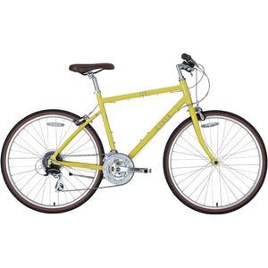 Civia Cycles Venue 24-Speed Bike - Yellow