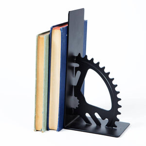 Bicycle Gear Bookends