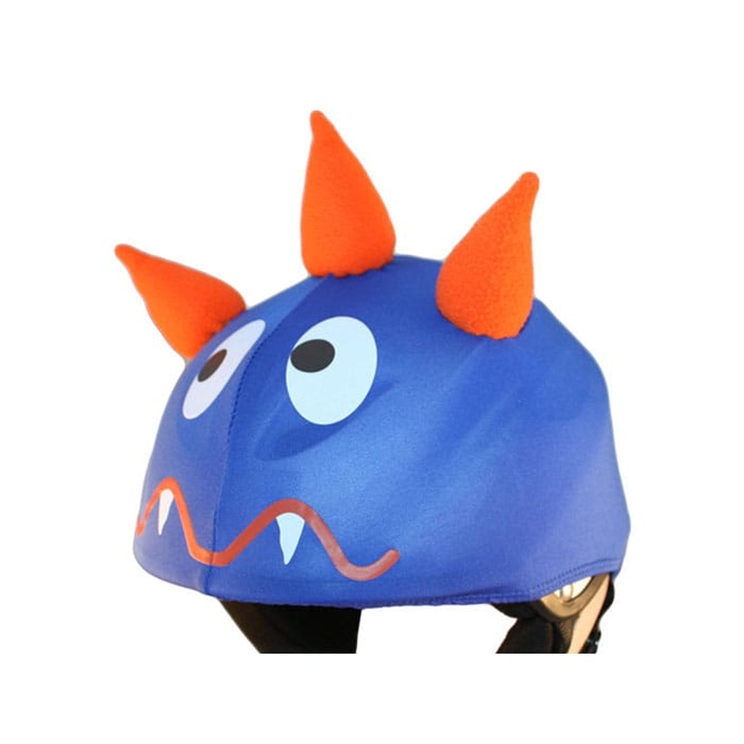 Blue Monster Helmet Cover (Closeout)