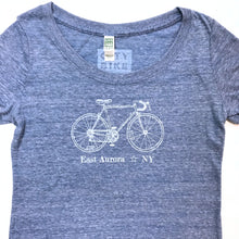 Bike East Aurora T-Shirt, Women's