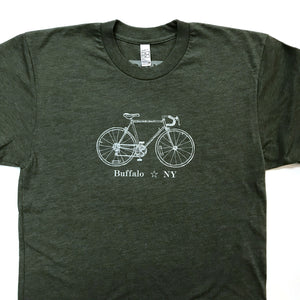 Bike Buffalo T-Shirt, Men's