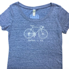 Bike Buffalo T-Shirt, Women's