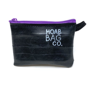 Coin Purse - Made With Recycled Bike Tubes