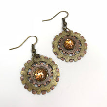 Daisy Gear Earrings